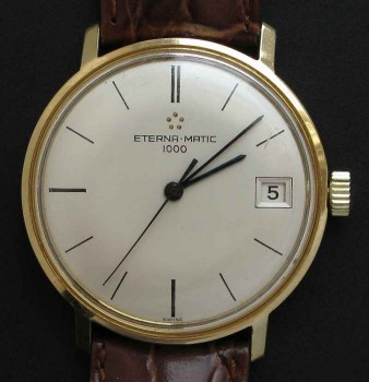 Часы ETERNA MATIC 1000, Артикул 875